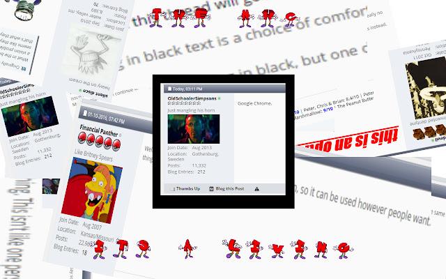Make yr NHC text black (for OSS)