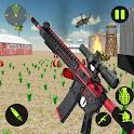 Gun Shooting: Commando House Flipper Mission 2019 icon