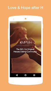 Best Herpes Dating App - MPWH screenshot