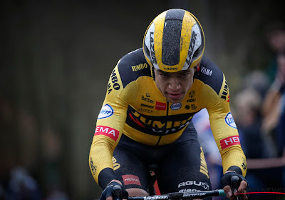 Wout van Aert voelde zich comfortabeler tijdens eRace van Jumbo-Visma dan tijdens 'De Ronde2020'
