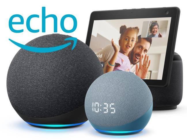 Nuevos Amazon Echo, Echo Dot y Echo Show 10: Rediseño radical, esferas  inteligentes - AS.com