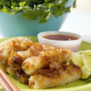 Southeast Asian Egg Rolls