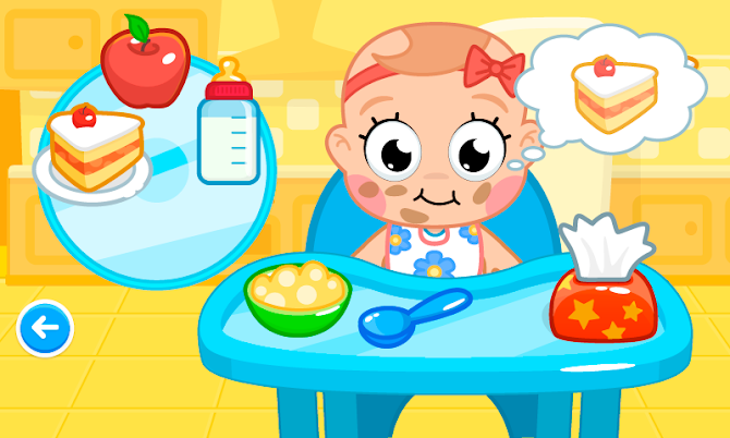 Baby care Android 7