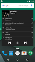 Screenshot of Laya Music Player