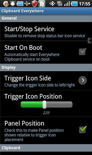 Everywhere Clipboard Lite screenshot 5