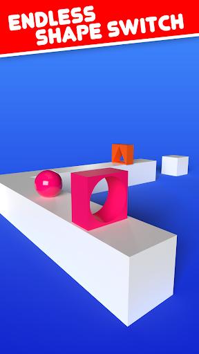 Shape Roller - Dash Ball Coaster 3D 0.2.9.1 screenshots 2