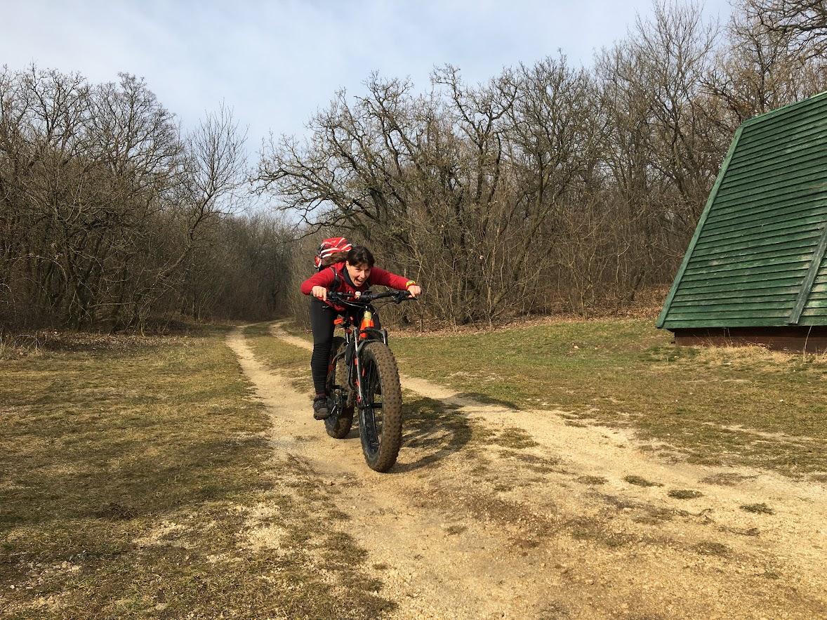 Tündér-hegy kerékpáros teljesítménytúra 2020