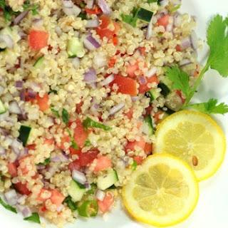 Ceviche (Vegan + Gluten Free).