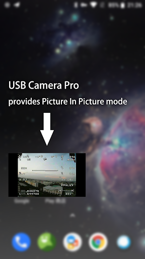 USB Camera - Connect EasyCap or USB WebCam
