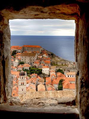 incorniciare Dubrovnik di zanshin