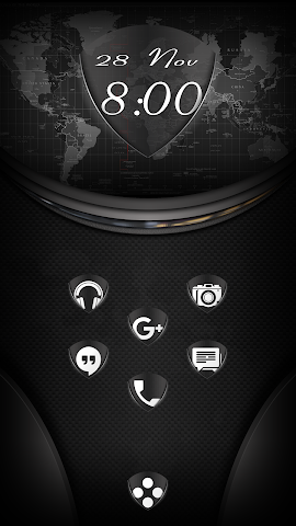 android Tuck It W - Icon Pack Screenshot 0
