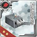 14cm連装砲改