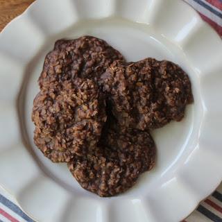Almond No Bake Cookies