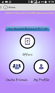 Earn Recharge™ Mobile Recharge- screenshot thumbnail