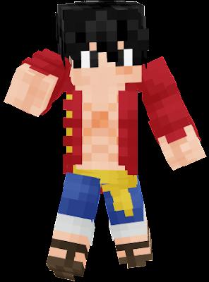 One Piece Luffy Gear 2