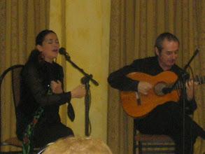 Photo: Flamenco en el Hotel Baños