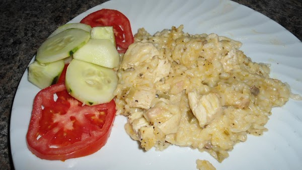 Chris' Chicken And Rice Casserole Recipe