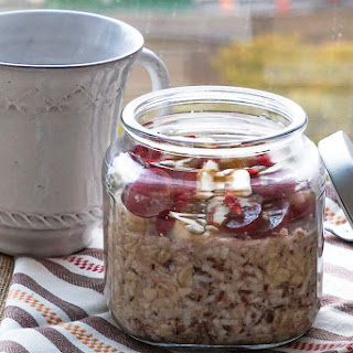Easy Overnight Oats for a Breakfast On the Go