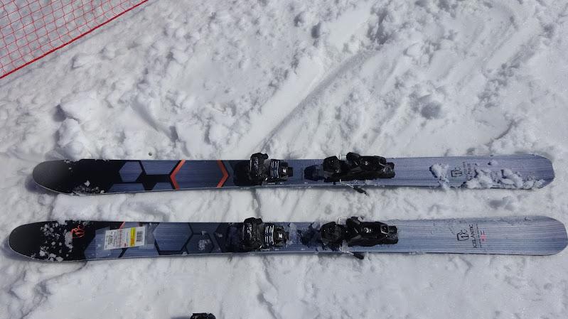 アイスランティック SABRE99 174cm