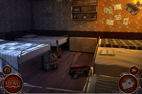 The Mystery Of The Orphanage Screenshot