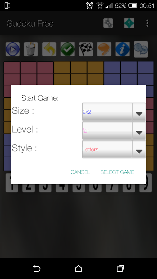 Sudoku,Flip Game, Radio Free- screenshot