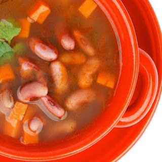 Slow Cooker Adzuki Bean Soup