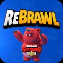 ReBrawl : Brawl Private Server Stars Tips 2021 Mod icon