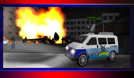 玩模擬App|犯罪レポーター市ドライバー3D免費|APP試玩