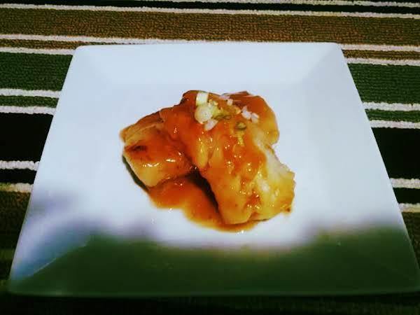 Miso Glazed Cod Recipe