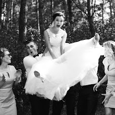 Wedding photographer Yulya Versta (jul14ka). Photo of 08.01.2016
