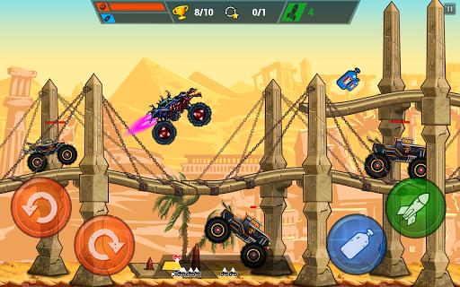 Mad Truck Challenge - Shooting Fun Race apkdebit screenshots 15