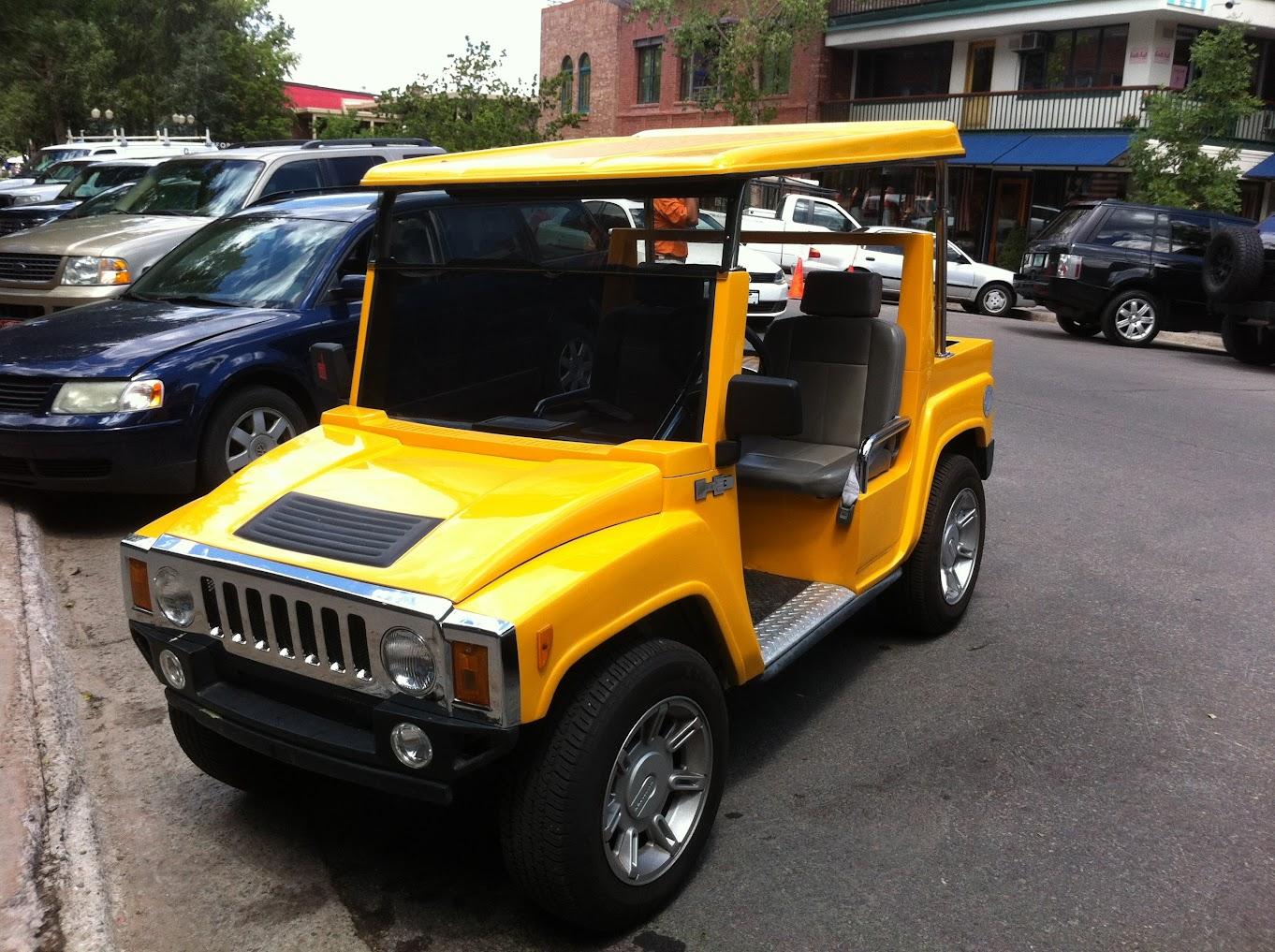 Hummer golf cart auto insurance boca raton