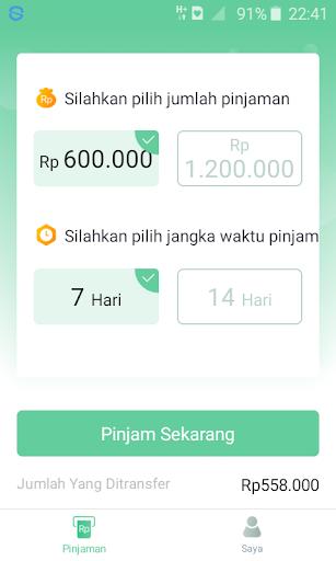 Pinjaman uang - Online Dana Tanpa Jaminan  screenshots 8