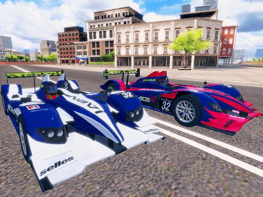 سيارة رياضية - لقطات شاشة محاكاة الانجراف الكبرى 2019 1