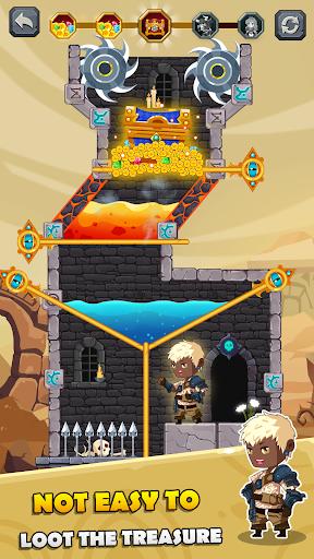 How to Loot - Pin Pull & Hero Rescue apkdebit screenshots 4