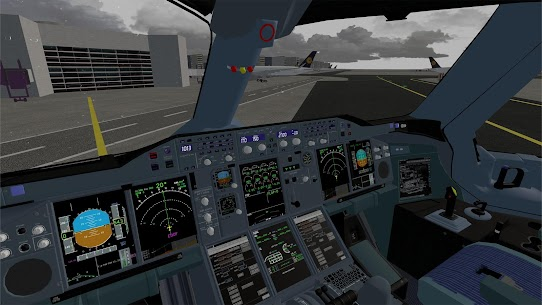 Flight Simulator Advanced MOD APK 1.9.9 [Full Unlocked] 4