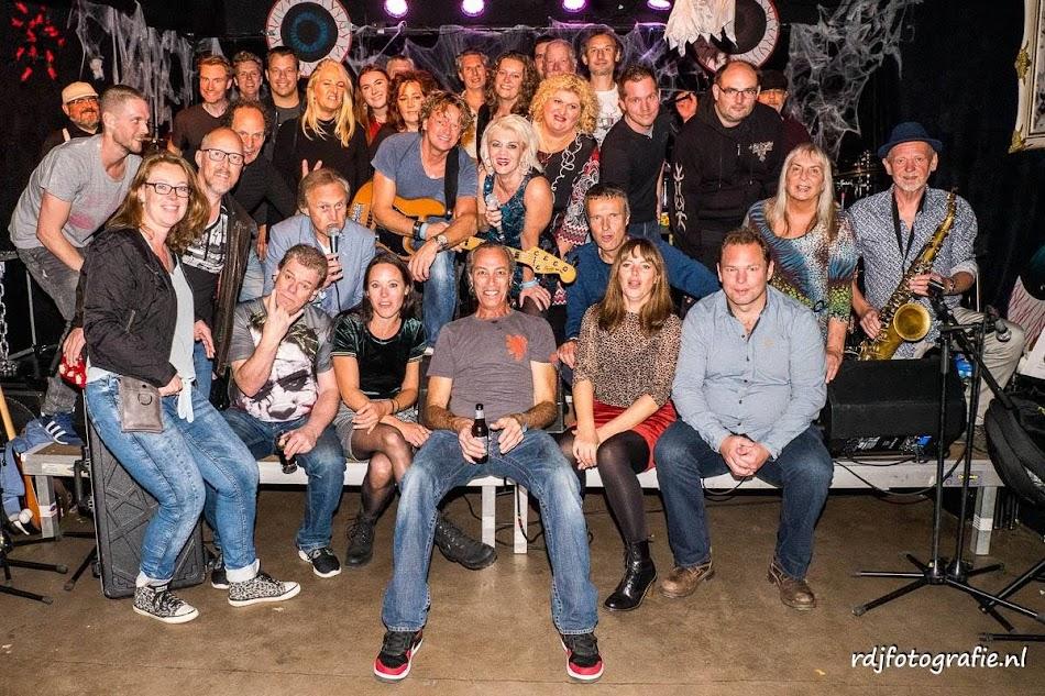 groepsfoto 28 oktober 2018