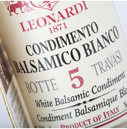 Balsamicovinäger Bianco 5 år