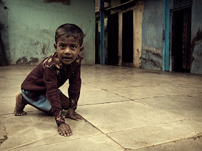 Photo: A curious face from the streets of Mumbai, India. www.michiel-delange.com  #streetphotography #streetphotographers