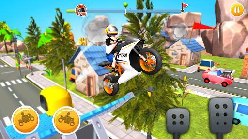 Cartoon Cycle Racing Game 3D filehippodl screenshot 4