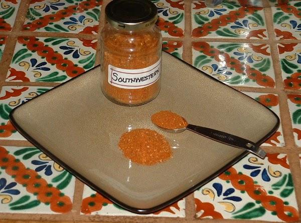Spring Hill Ranch Southwestern Seasoning Recipe