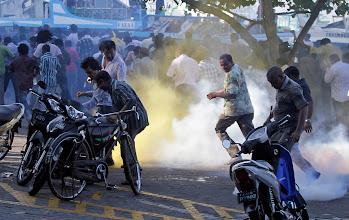 Photo: AP Photo/Eranga Jayawardena