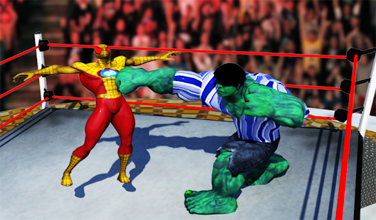 [Download Grand Superheroes Ring Battle for PC] Screenshot 24