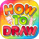 How to draw step by step for PC-Windows 7,8,10 and Mac