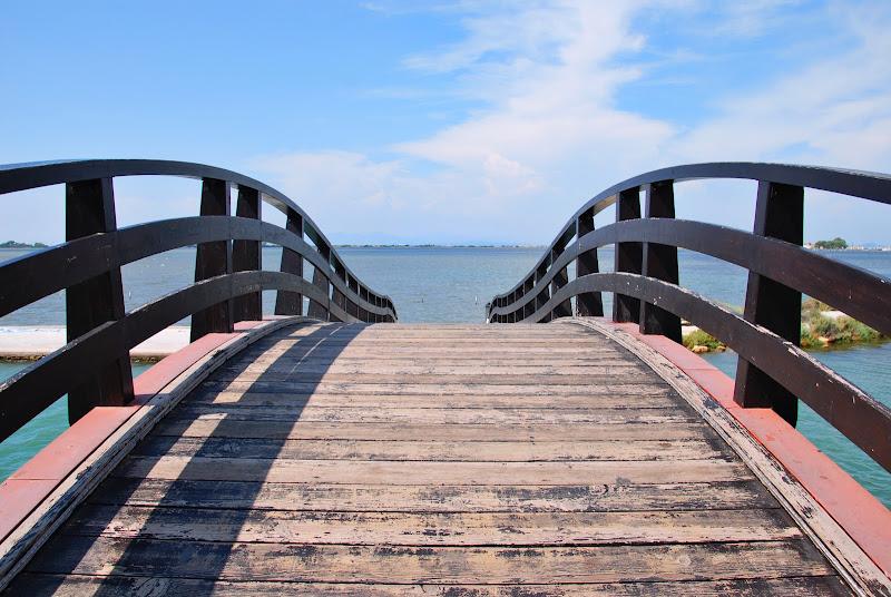 Il pontile sul mare di rosalba_nicodemo