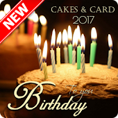 Happy Birthday Cards & Cake