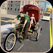 Off Road Mountain Auto Tuk Tuk Rickshaw