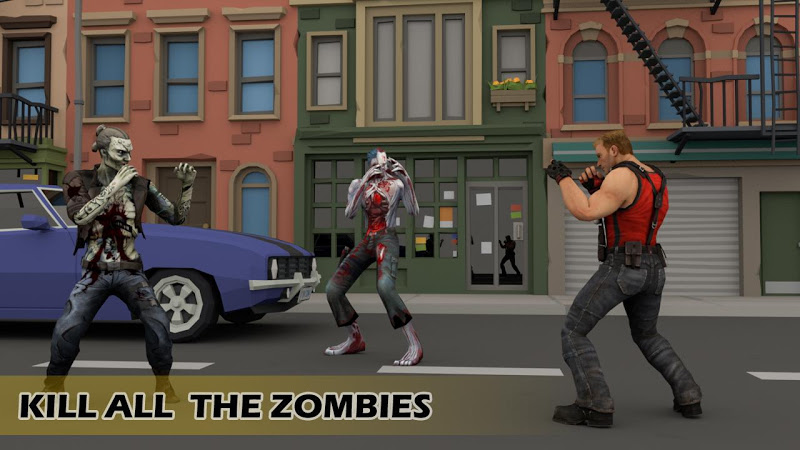 Скриншот Zombies Frontier Dead Target Killer: Zombie Battle