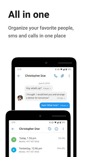 Contacts+ screenshots 3