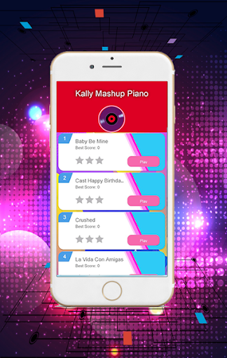 Piano Tiles Kally's Mashup 2020 android2mod screenshots 1